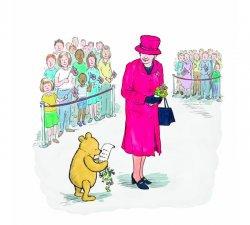 В Британии вышла новая книга о Винни-Пухе