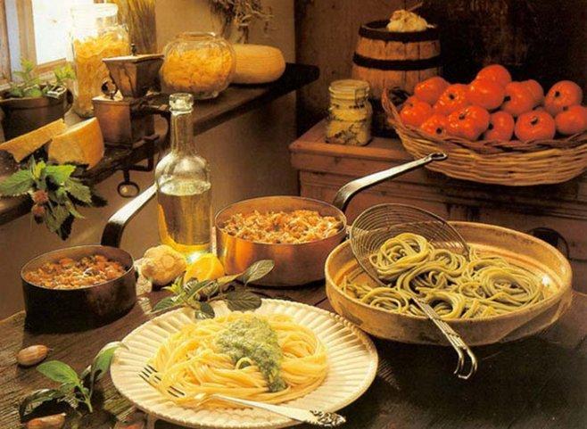 Как правильно готовить итальянские блюда
