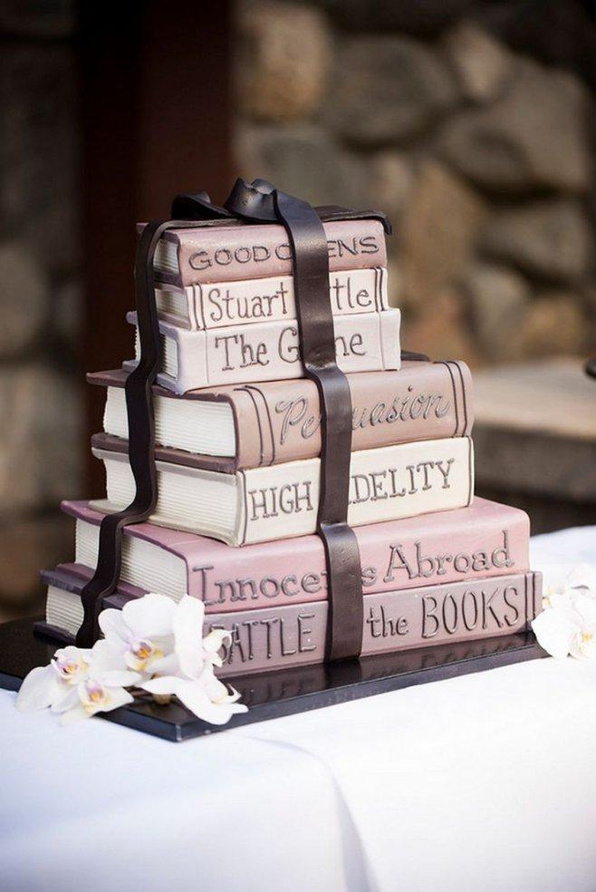 книжные торты