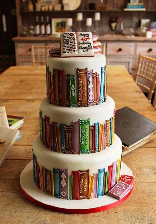 литературные сладости