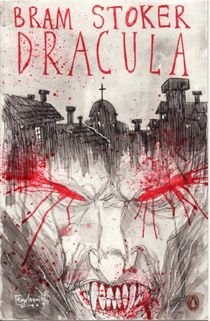 term paper on dracula
