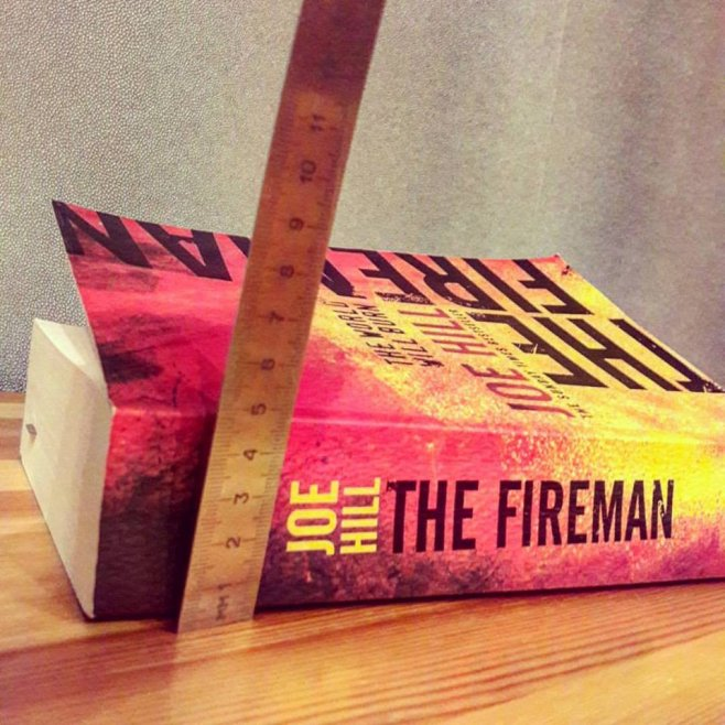 Joe Hill — The Fireman