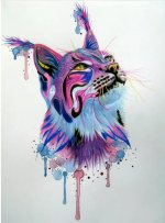Colored Lynx